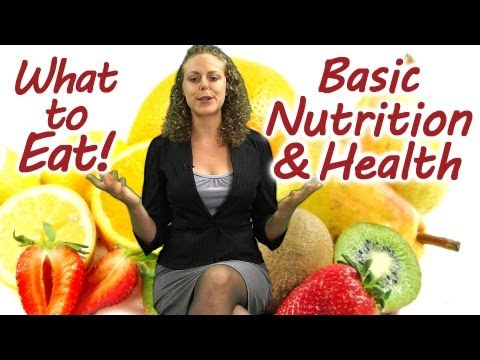 Youtube health and nutrition videos
