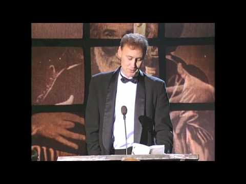 Bruce Hornsby Inducts the Grateful Dead into the Hall of Fame in 1994