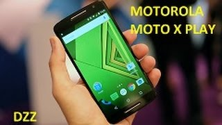 Review Motorola Moto X Play (review en español)