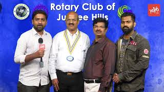 Kaushal Army Blood Donation Camp | Rotary Club Of Jubilee Hills | #KAushalArmy