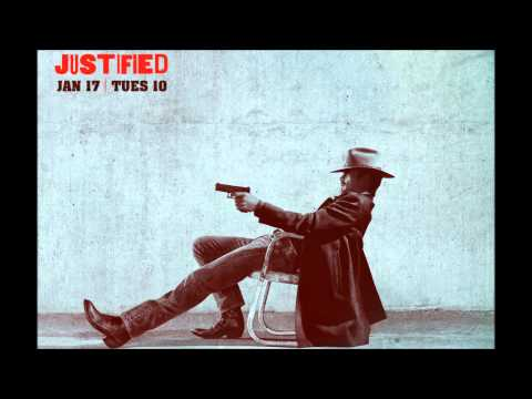 Darrell Scott - Youll never leave Harlan alive (Justified)