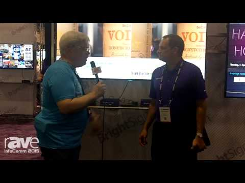 InfoComm 2015: Joel Rollins Catches Up With Jeff Hastings of Brightsign