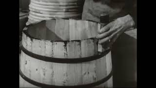 Traditional Crafts Of Norway - Episode 4 - Barrel Making