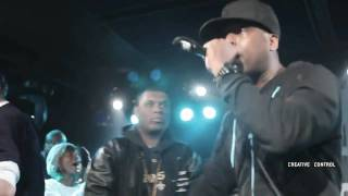 Jay Electronica Mos Def Talib Kweli + The Heavy Sound