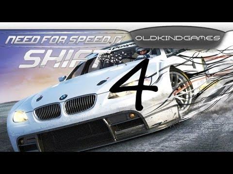 Прохождение Need for Speed: Shift #4 ( Время - деньги )