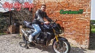 AFFRONTIAMO UNA CURVA | #06 Step by Step