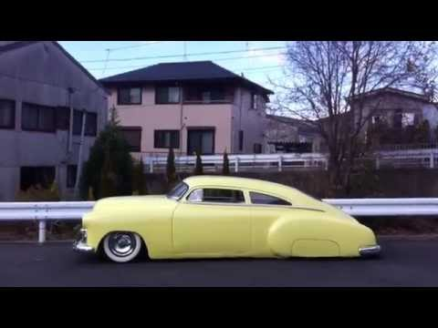 1949 Chevy Fleetline  Chopped Top 4 Kustom