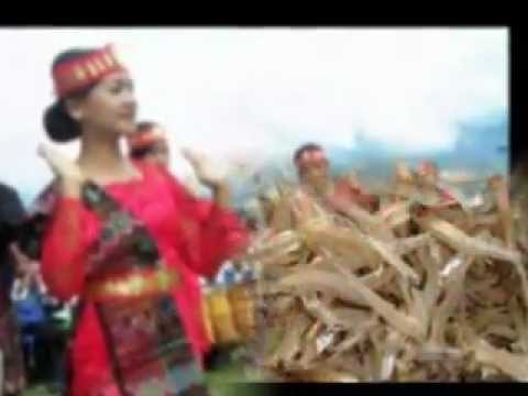 Tom Aries [Diabetes] Memperkenalkan Prabowo Subianto Pada Ketua Umum