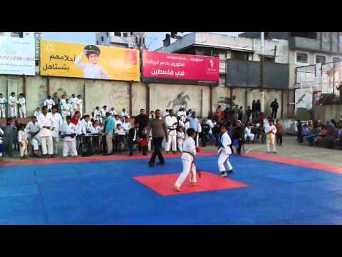 Jawad  in Gaza city club Championship