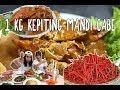 GIla! 1 Kg Kepiting JUMBO Mandi CABE LUDES