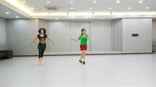 Let It Snow Line Dance by Tina Chen Sue-Huei & Juilin Chen 2017