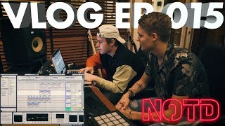 Notd Vlog Episode 015 34 I Wanna Know 34 Feat Bea Miller Production Tutorial