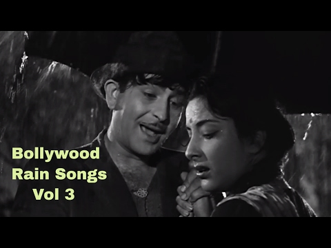Monsoon Special Bollywood Song Collection (HD) - Jukebox 3 - Bollywood Rain Songs