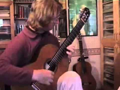 David Russell - Granados Intro - Vals