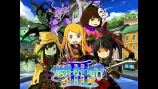 "Etrian Odyssey III - ""The End of the Raging Waves"" arranged"