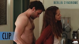 BERLIN SYNDROME – Clip – 'Did You Lock Me In?'