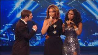 Alexandra Burke & Beyonce Knowles - X Factor -  Listen [HQ]