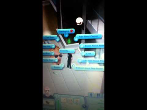 Sims 3 Harry fights a girl and wins!!! Part 3