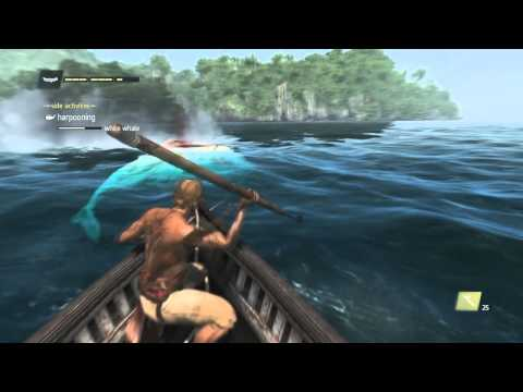 Assassin's Creed IV: Black Flag - White Whale Hunting