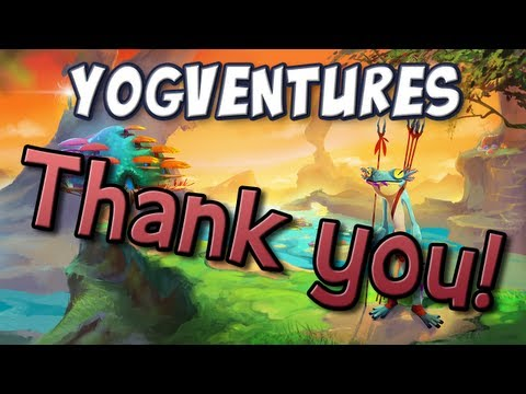 Yogscast - Yogventures Thank You Video Music Videos