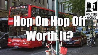 Hop On Hop Off Buses: What You Need To Know