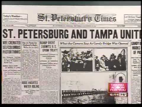 St Petersburg Times Evolves Into Tampa Bay Times