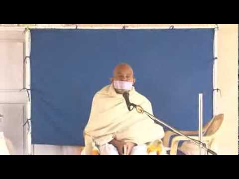 ज्ञान क्यों और  कैसे Amritvani Terapanth Acharya Mahashraman Pravachanmala 27 12 13 video