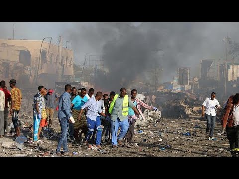 Somalia: Mogadishu Blasts Death Toll Rises To 189