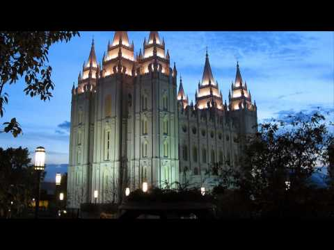 the prayer coro del tabernaculo mormon