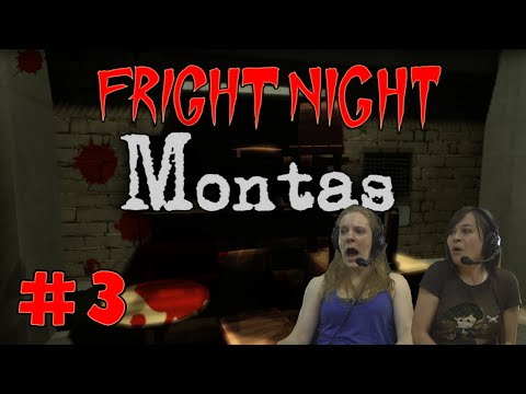 Fright Night: Montas #3 - Slam Dunk! video