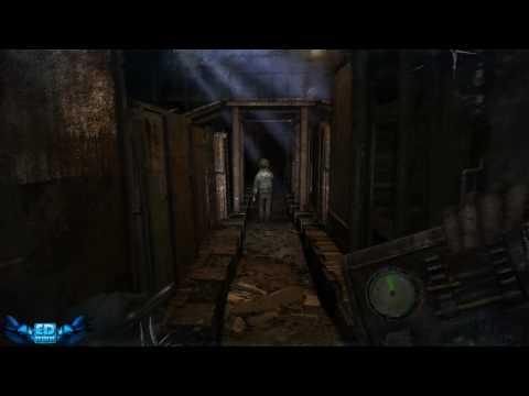 Metro 2033 PC Gameplay Walkthrough Part 3 Win 7 720p