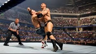 WWe John Cena Vs Batista in a hi quit match full Hd
