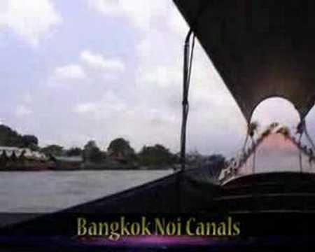 Chao Phraya River & Bangkok Noi