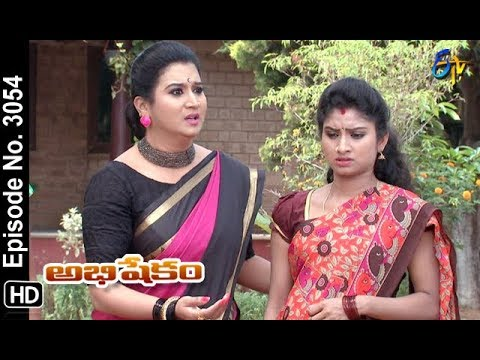 Abhishekam | 30th October 2018 | Full Episode No 3054 | ETV Telugu