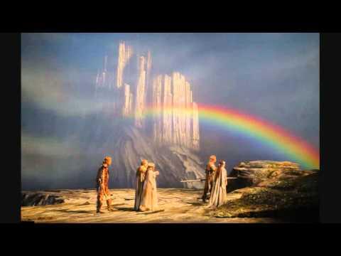 Opera Das Rheingold - Das Rheingold Finale, sung in English