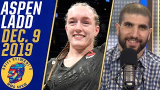Aspen Ladd: My coach gave me sense of urgency before finishing fight | Ariel Helwani's MMA Show