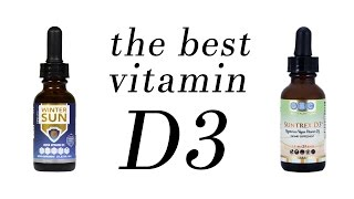 Winter Sun™ & Suntrex D3™ - The best vitamin D3 liquid supplement formulated by Dr. Edward Group