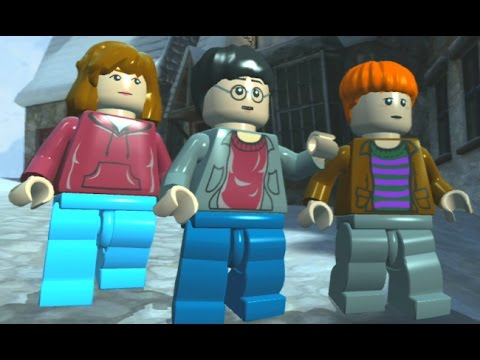 LEGO Harry Potter Years 1-4 Walkthrough Part 9 - Year 3 - 'Hogsmeade &amp; Mischief Managed'