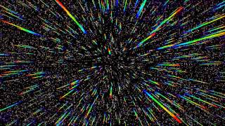 Warp Drive / Subspace Field Animation - Star Trek Ambience