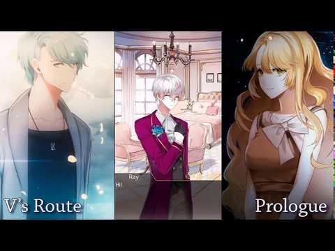 V'S ROUTE FULL PROLOGUE 【MYSTIC MESSENGER】