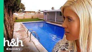 A pior casa que a gente já comprou! | Reforma à venda | Discovery H&H Brasil