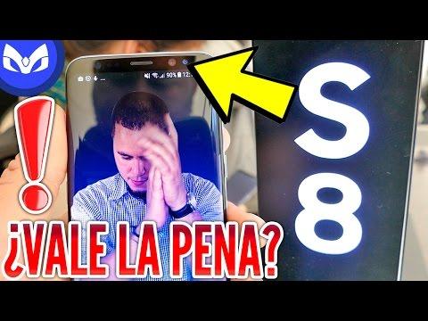 Galaxy S8 COMPRAR O NO ? #FaceGate