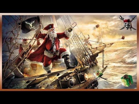 С Новым Годом ! - Новогоднее поздравление от пирата