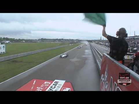 2015 Indy Grand Prix of Louisiana Highlights
