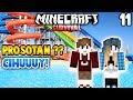BIKIN PROSOTAN DI SURVIVAL YIHAAAA~ - Minecraft Survival Indonesia #11 MP3