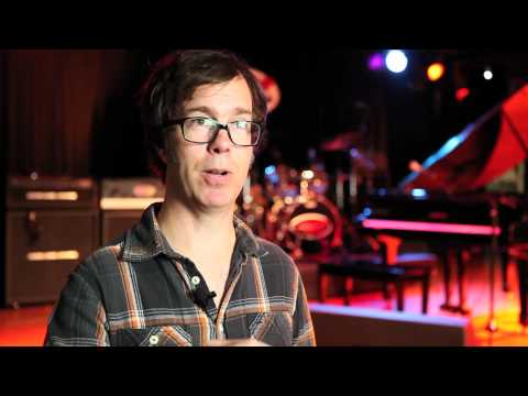 Ben Folds Vocal Clinic at MI