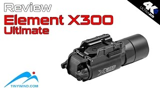 Review Element X300 Ultimate [4K] | Ash32 / MDS [Airsoft France]