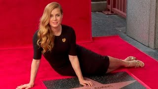 Amy Adams Star on the Hollywood Walk of Fame