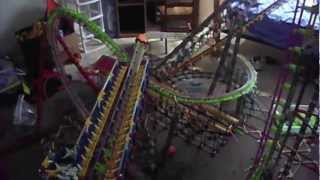 Knex SheiKra Recreation War Update 1