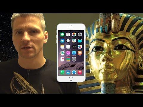 Смартфоны в Древнем Египте